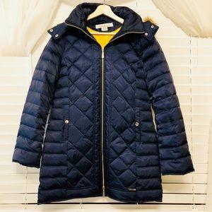 ‼️KENNETH COLE‼️ FALL NAVY Cute Coat